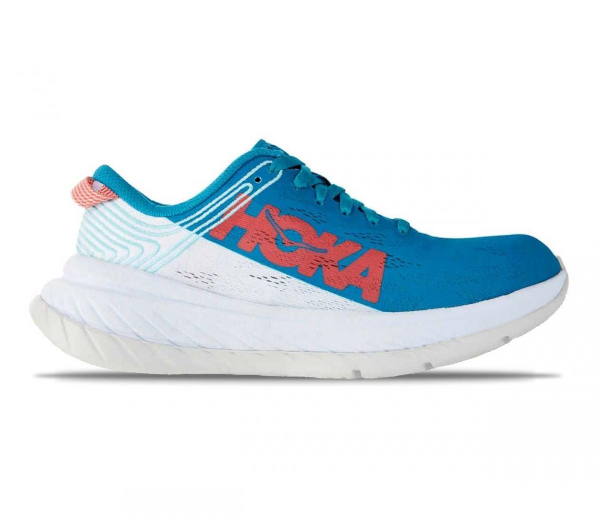 scarpa da running donna hora one one carbon x