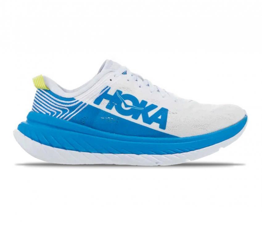 hoka one one carbon x wdbl scarpa running donna