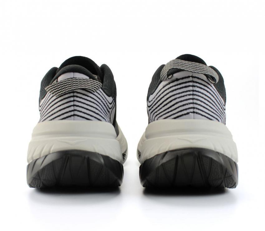 retro scarpe running uomo hoka one one carbon x nere