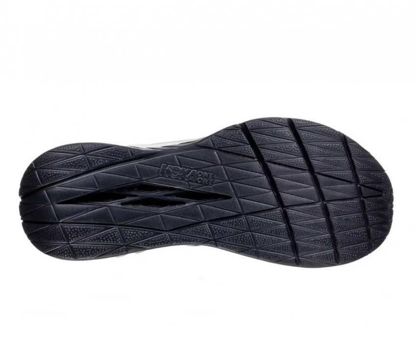 suola scarpe running uomo hoka one one carbon x nere