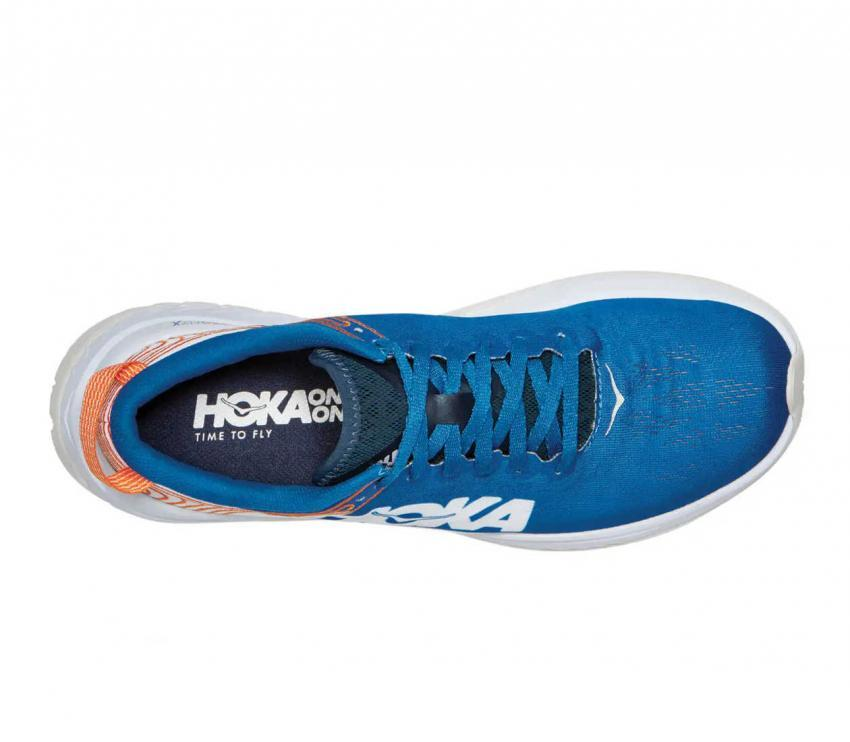sopra hoka one one carbon x ibwt scarpa running uomo
