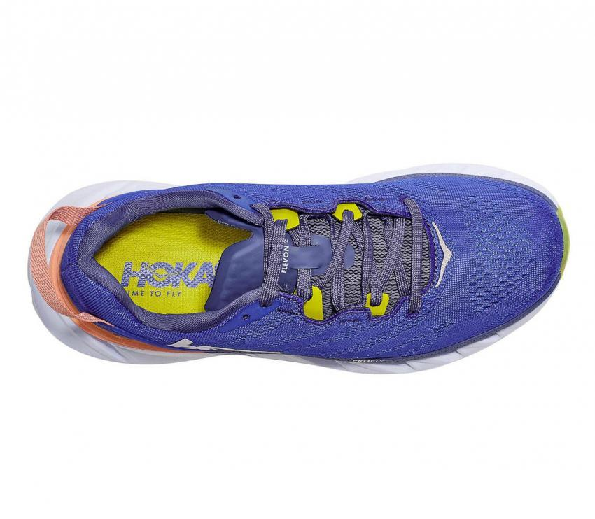 scarpa da corsa donna Hoka one one elevon 2 vista da sopra