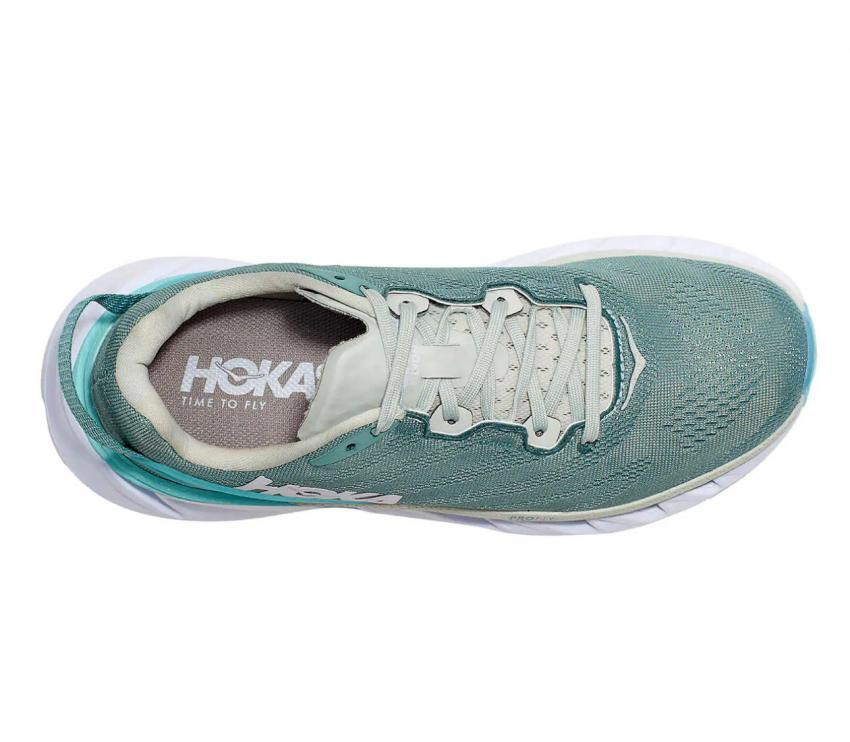 scarpe running donna Hoka one one elevon 2 vista da sopra