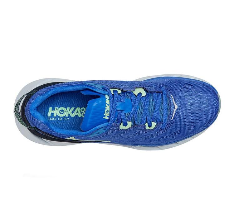 tomaia scarpa da running hoka elevon 2 uomo blu