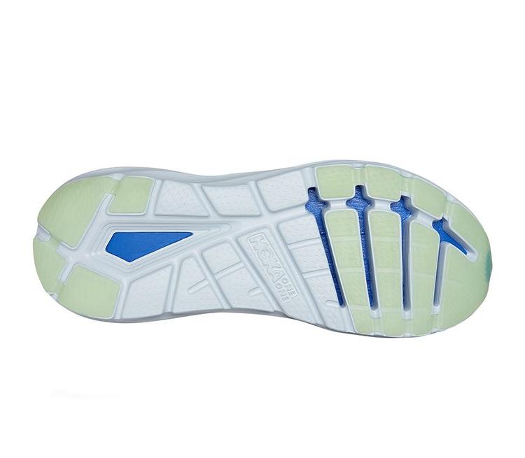 suola scarpa da running hoka elevon 2 uomo blu