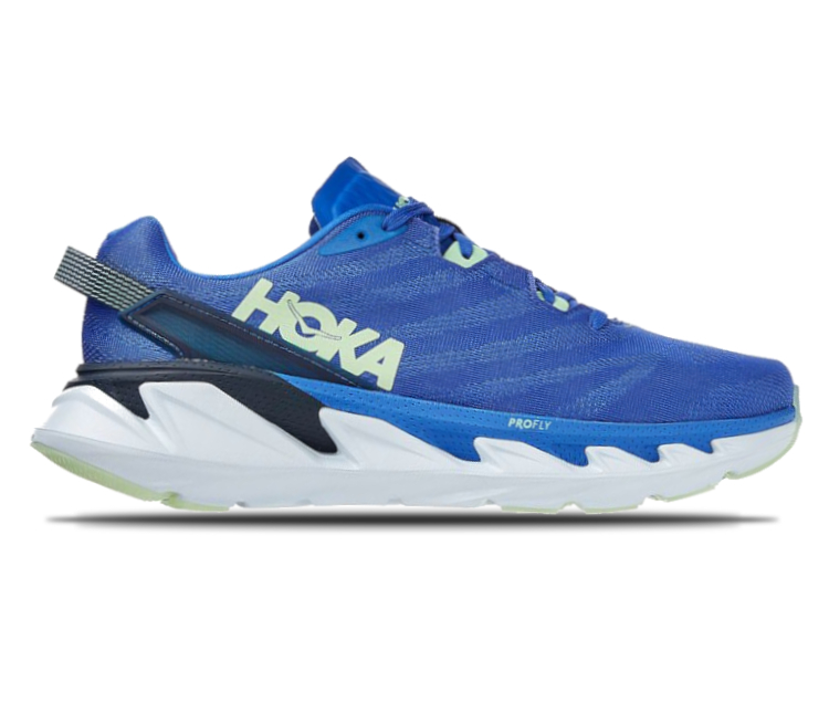 scarpa da running hoka elevon 2 uomo blu