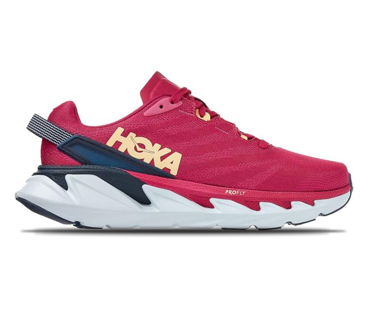 scarpa da running donna hoka elevon 2 fucsia