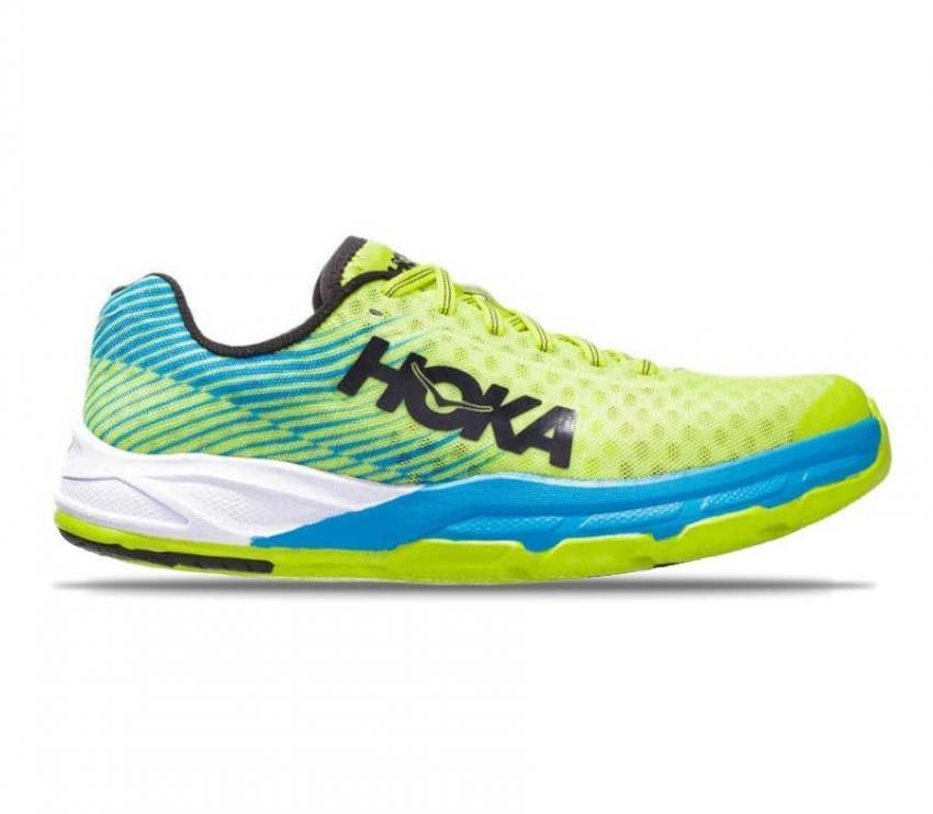 scarpe running uomo hoka one one evo carbon rocket