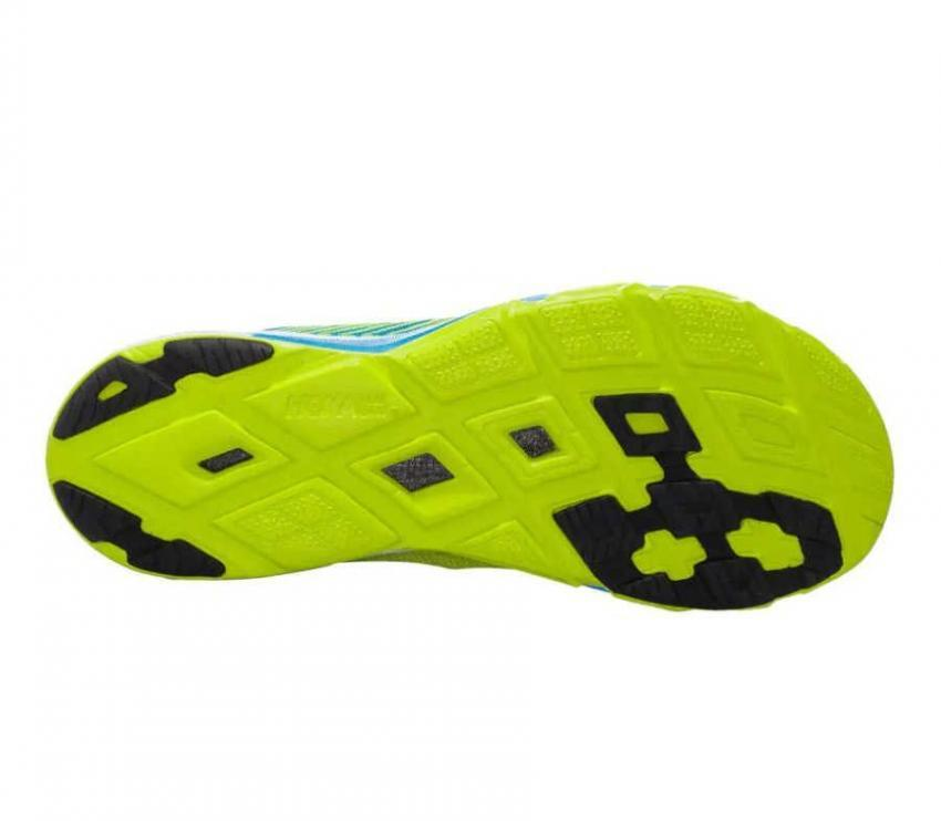 suola scarpe running uomo hoka one one evo carbon rocket