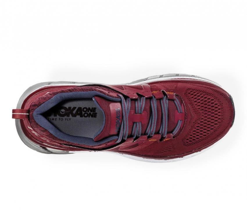 sopra hoka one one gaviota 2 rrds scarpe running uomo