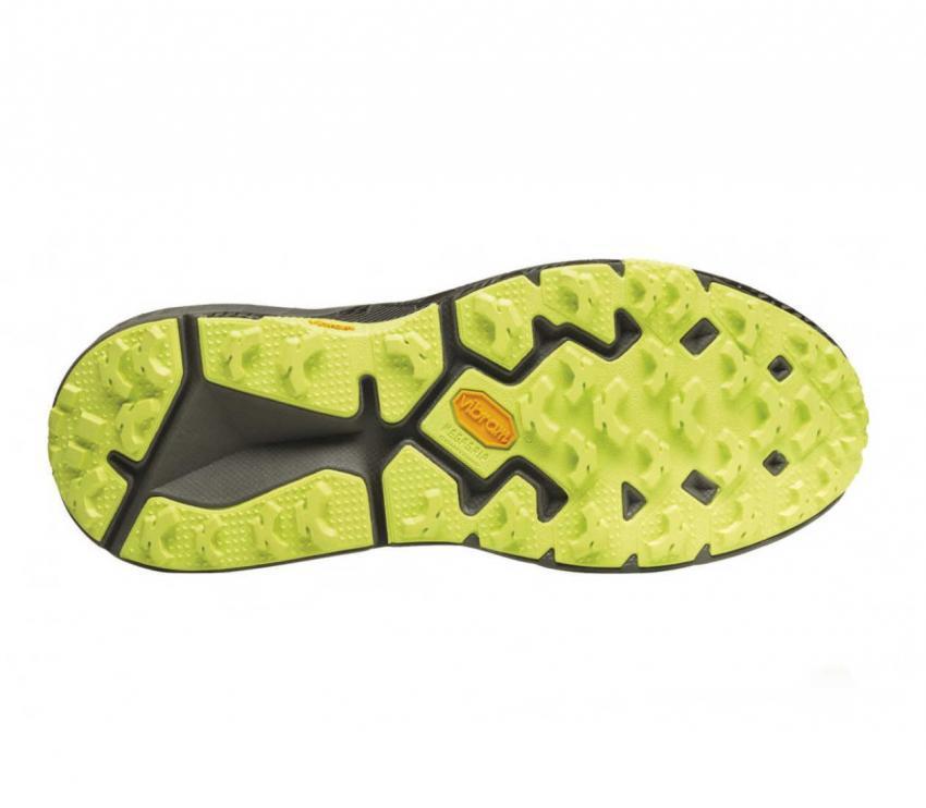 suola scarpe trail running uomo hoka one one speedgoat mid wp