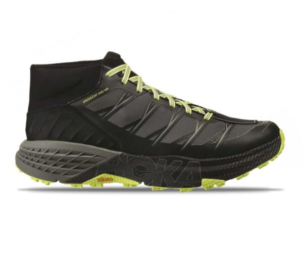 scarpe trail running uomo hoka one one speedgoat mid wp
