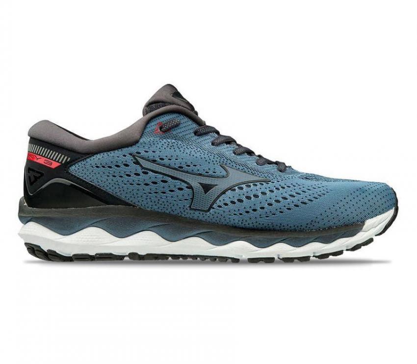 mizuno wave sky 3 uomo 35 scarpa runnin