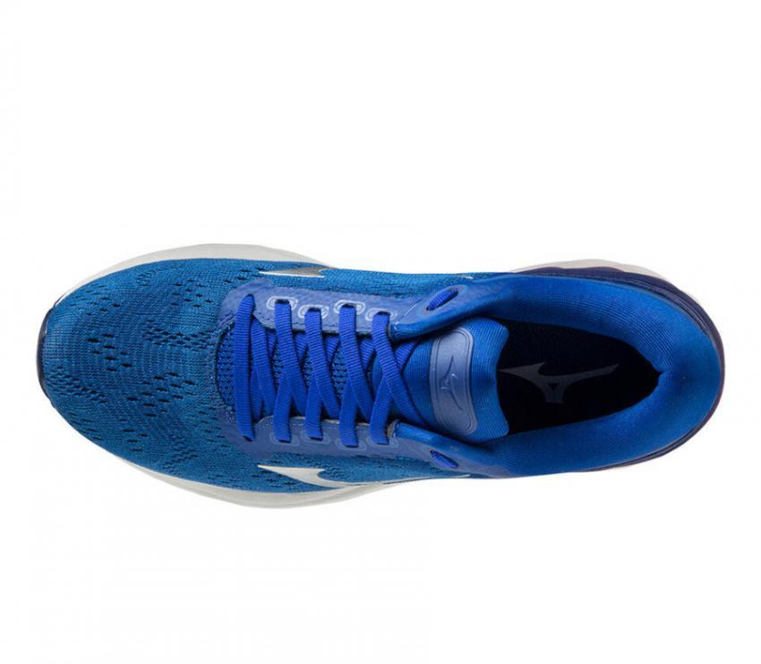 tomaia scarpa running tallone mizuno skyrise donna