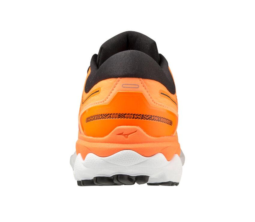 retro scarpa da running uomo mizuno wave skyrise