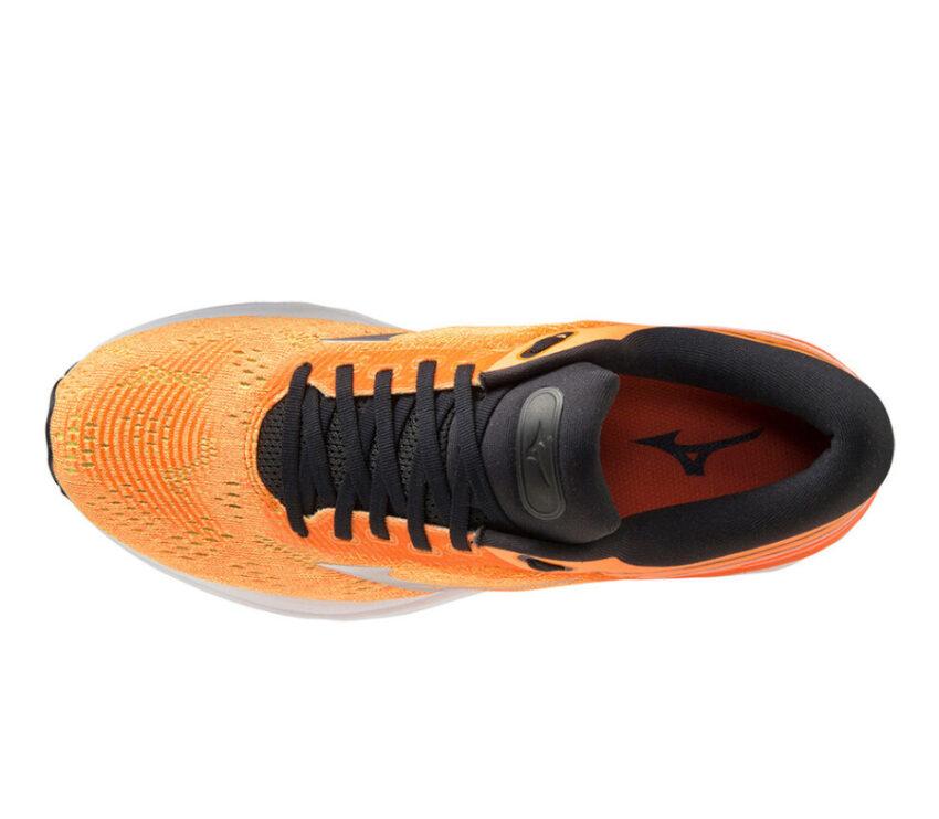 tomaia scarpa da running uomo mizuno wave skyrise