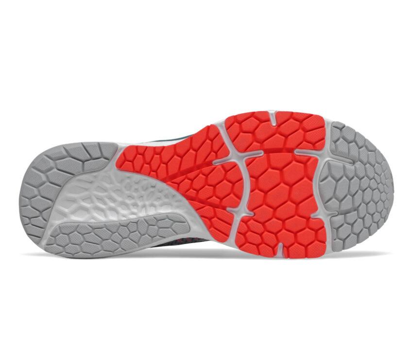 suola scarpa running uomo new balance 880v10 blu