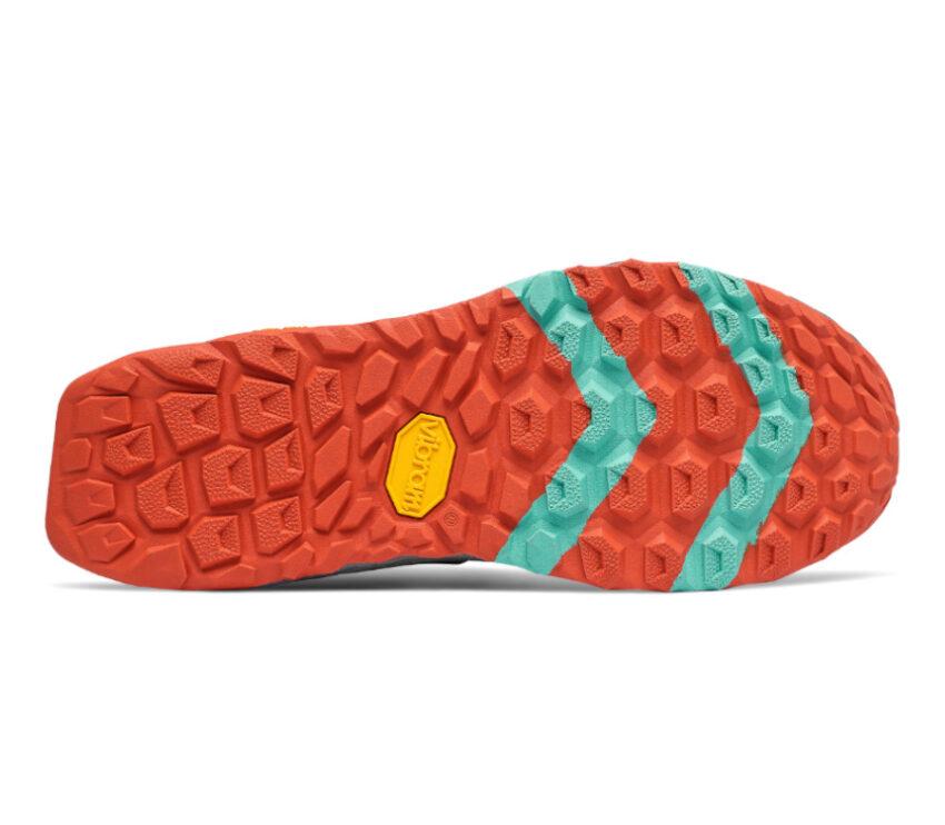 suola grip scarpe trail running new balance hierro v5 uomo