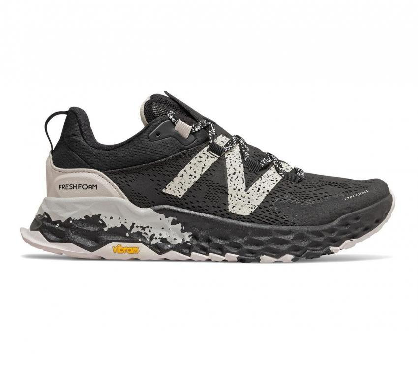 scarpa da trail running uomo new balance hierro vr nera