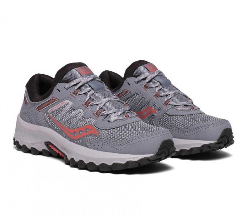 coppia scarpa trail running donna saucony Excursion TR13 5