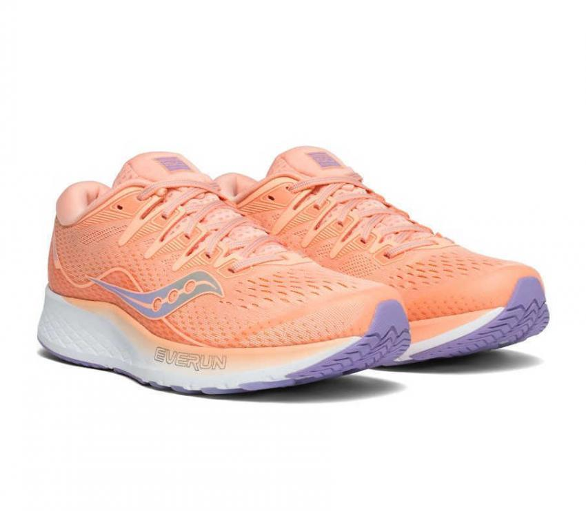 coppia scarpa running donna saucony ride iso 2 36