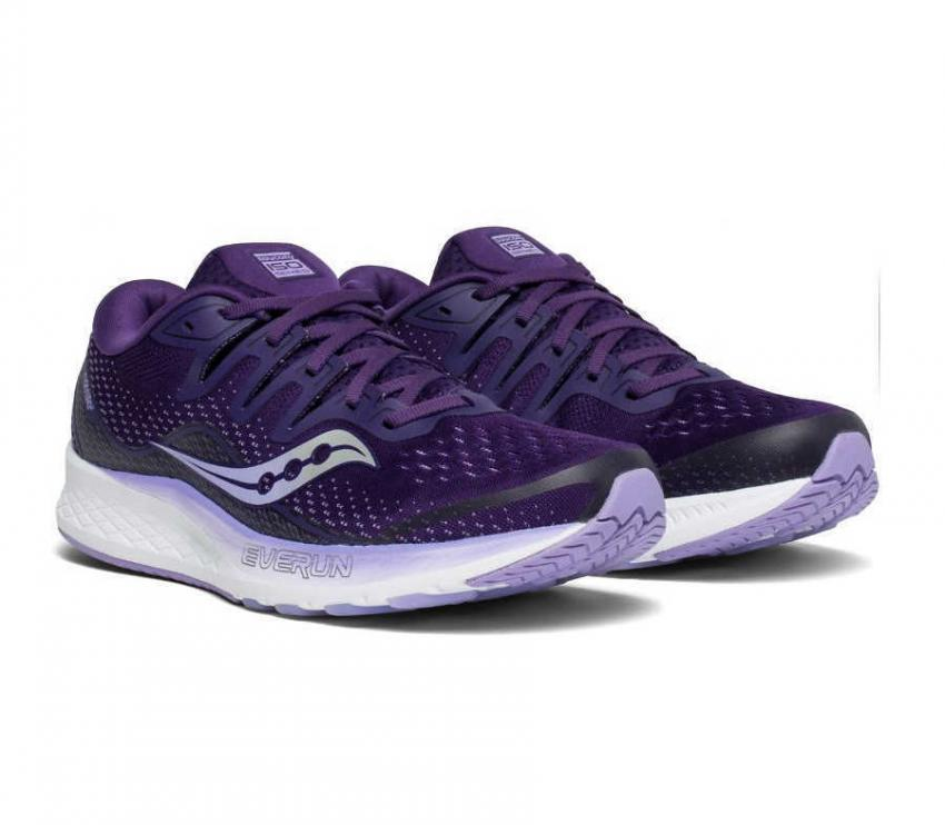 coppia scarpa running donna saucony ride iso 2 37