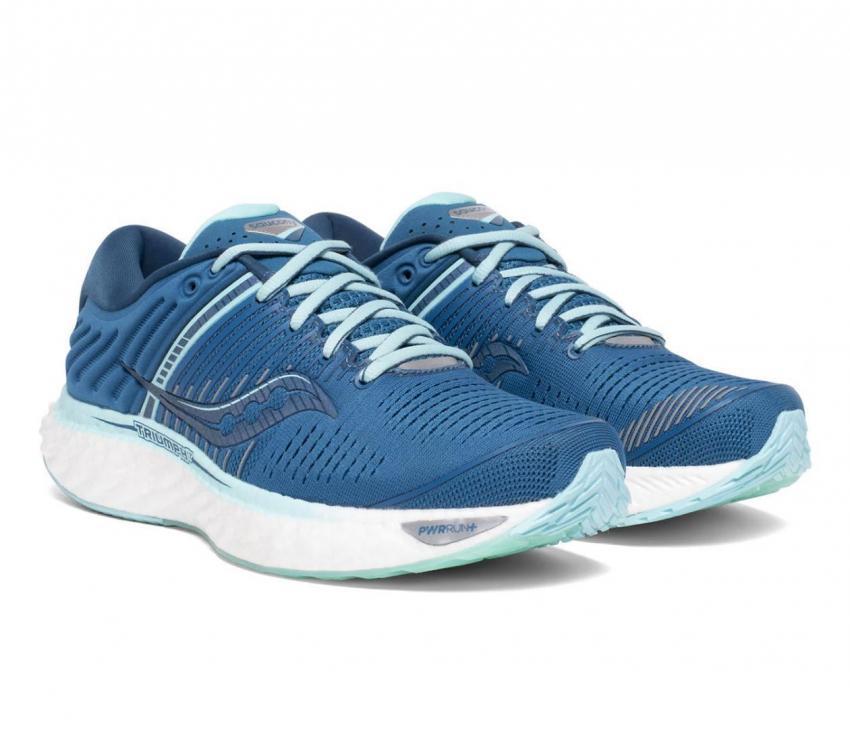 coppia saucony triumph 17 scarpe running donna