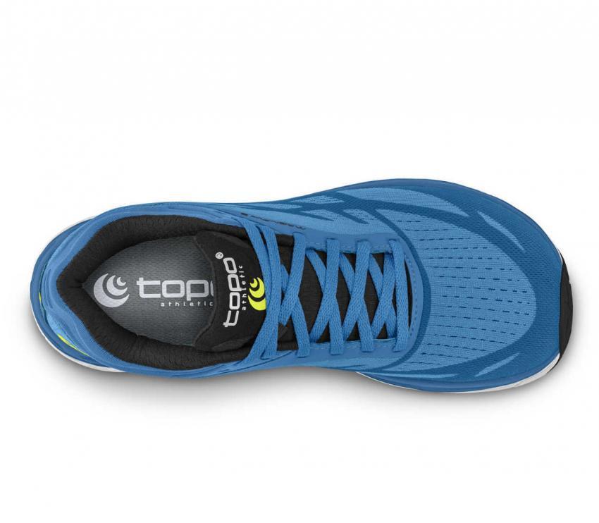 sopra scarpa natural running uomo topo magnifly 3