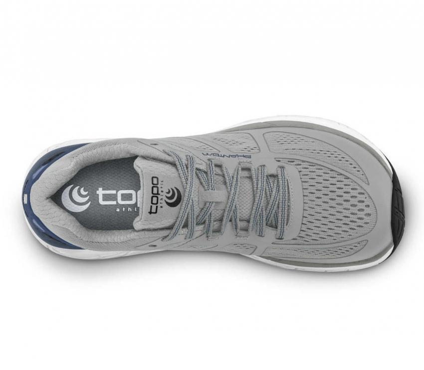 sopra topo phantom scarpa running uomo grey blue