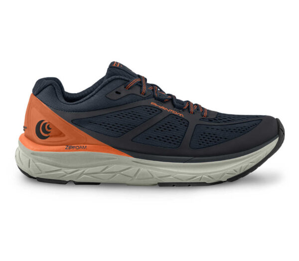 topo phantom scarpa running uomo navy orange