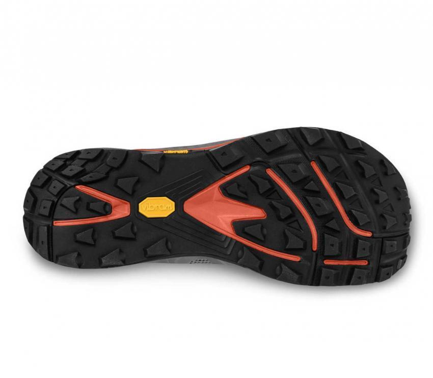 suola scarpa ultra trail donna topo ultraventure