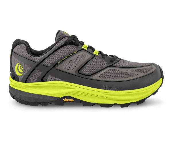 scarpa trail uomo topo ultraventure verde