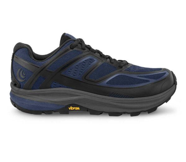 scarpa trail uomo topo ultraventure blu
