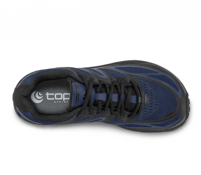 sopra scarpa trail uomo topo ultraventure blu