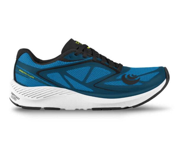 topo zephyr blue black uomo scarpa running