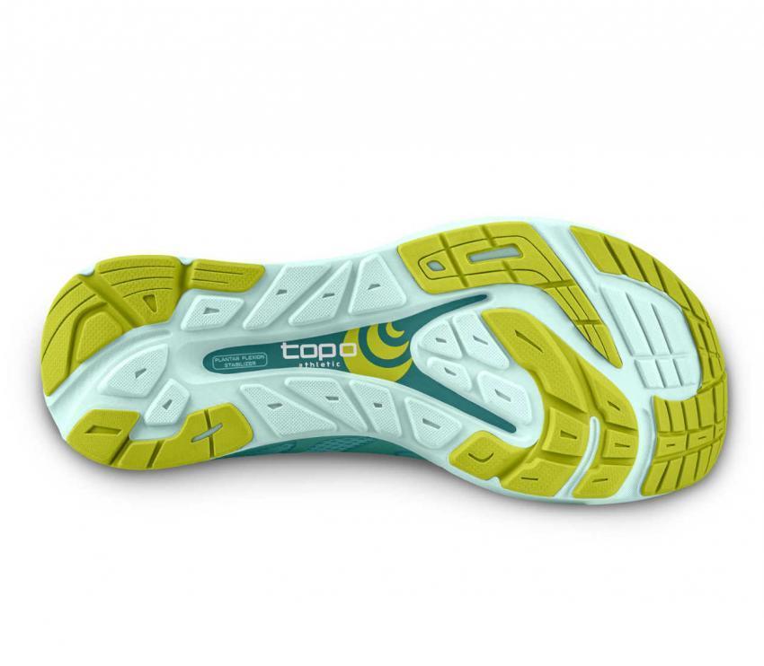 suola topo zephyr scarpa running donna