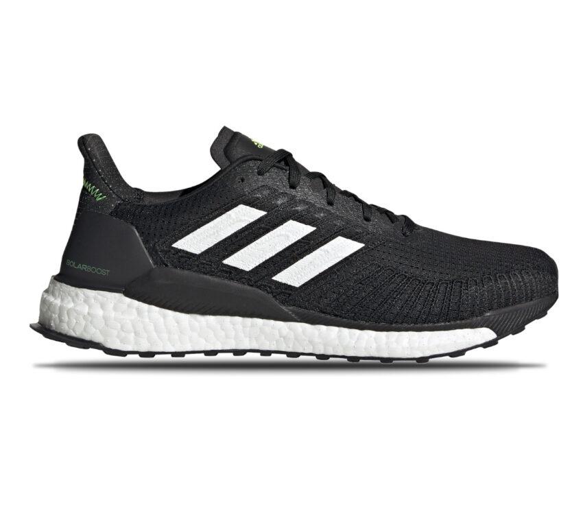scarpa da running uomo adidas solar boost 19 nera