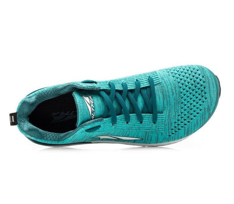 scarpa da donna per running altra running paradigm 4.5 vista dall'alto