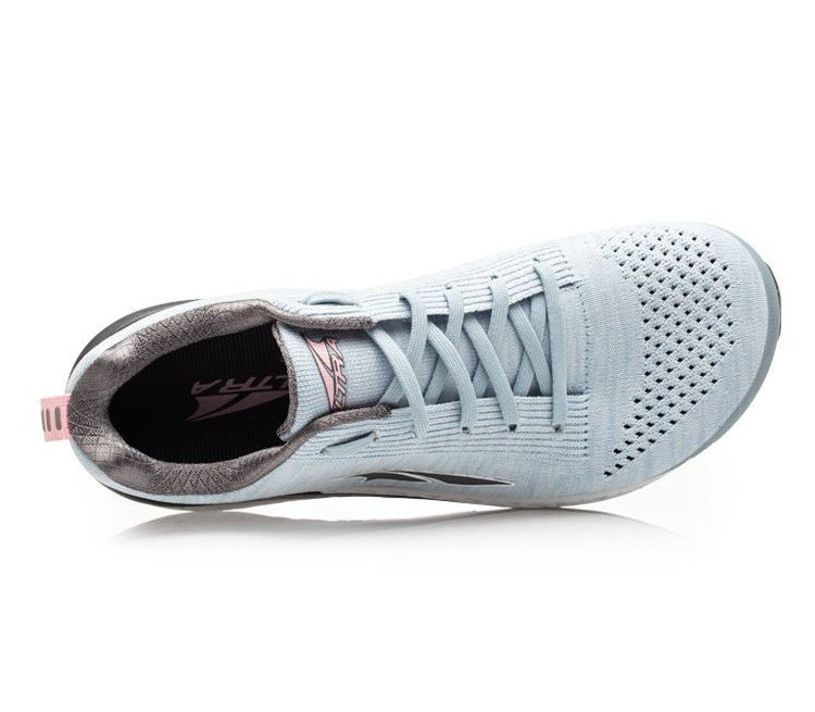 scarpa da corsa da donna altra running paradigm 4.5 vista da sopra