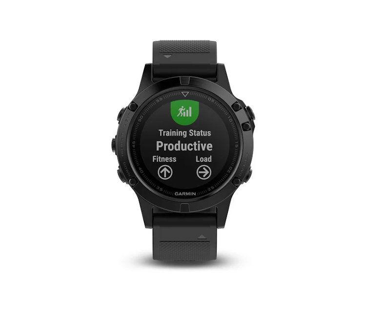 orologio running con gps Garmin Fenix 5 sapphire 11