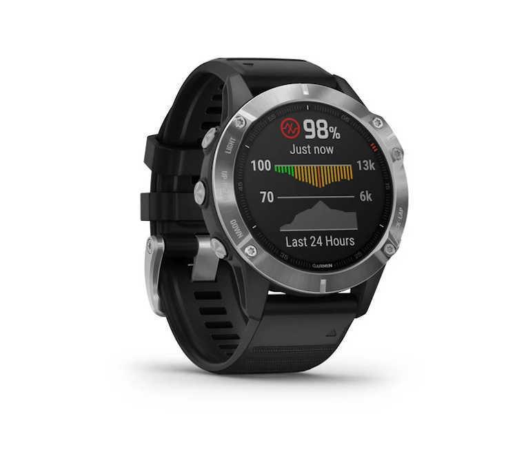 altimetro orologio running gps Garmin Fenix 6