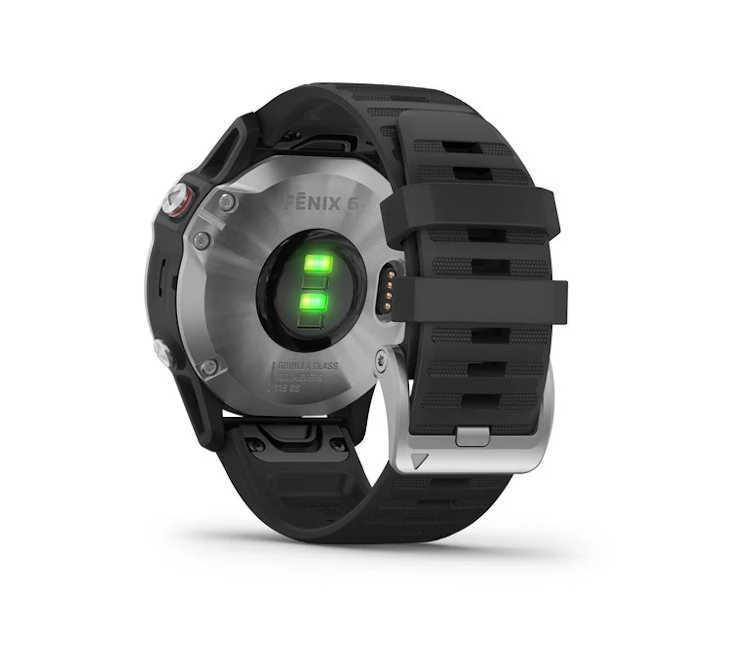 sensore cardiofrequenzimetro Garmin Fenix 6