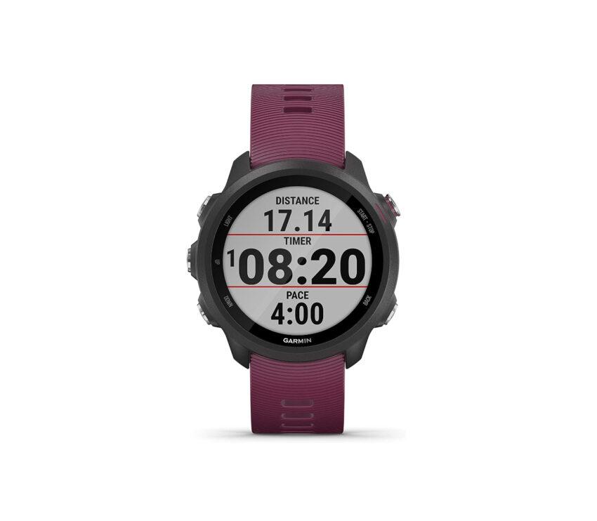 orologio gps garmin 245 bordeaux