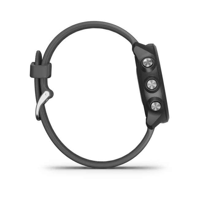 cinturino orologio per runner Garmin forerunner 245 colore grigio
