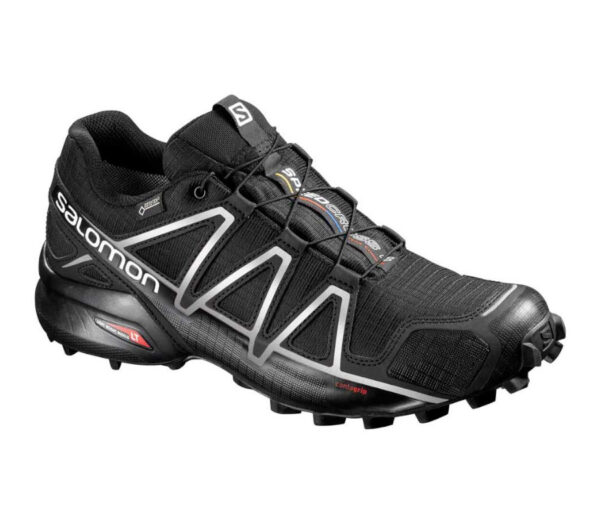 scarpa da trail running salomon speedcross 4 gtx uomo