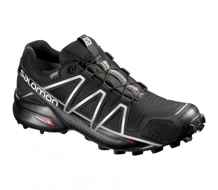 scarpa da trail running salomon speedcross 4 gtx uomo