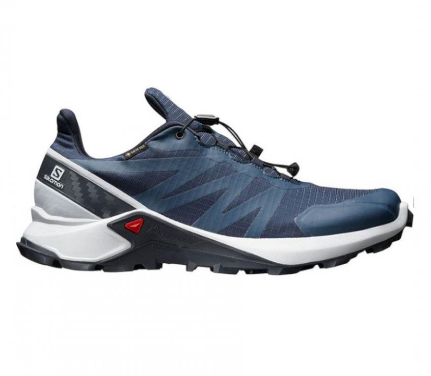 scarpa trail running uomo salomon supercross gtx