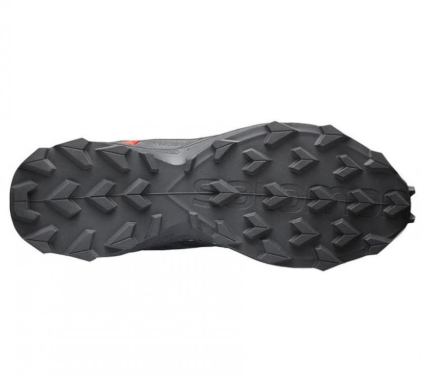 suola scarpa trail running uomo salomon supercross gtx