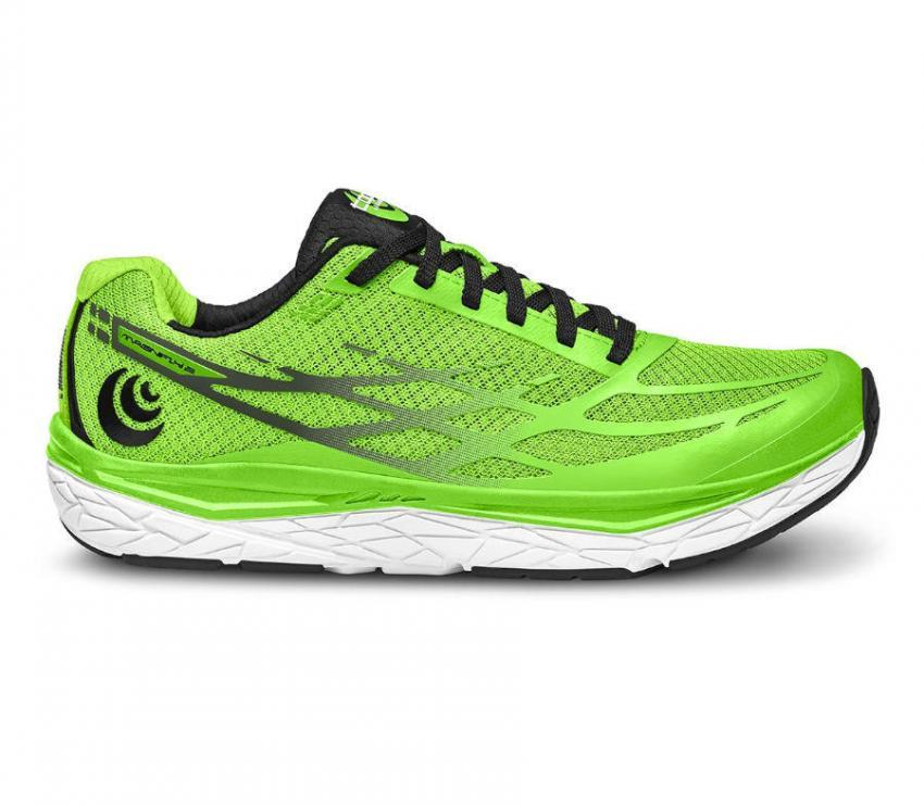 scarpa da running topo magnify 2 green
