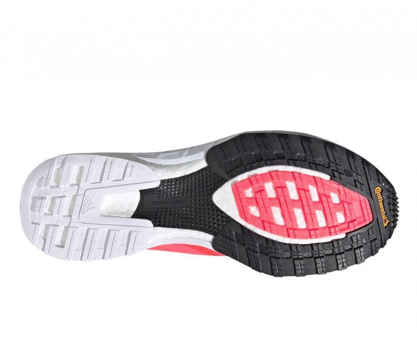 suola scarpa da running atletica adidas adios 5 uomo